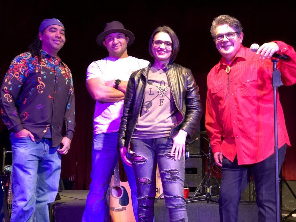 THB - Mike, Jason, Melissa, Javier