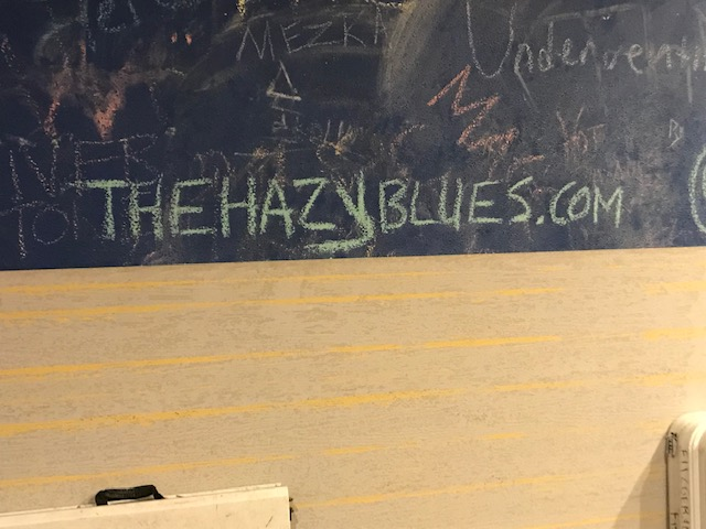THB made the Fitzgerald's wall of fame